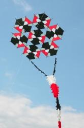 Single Line Stick Kites