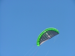 Power and Foil Kites